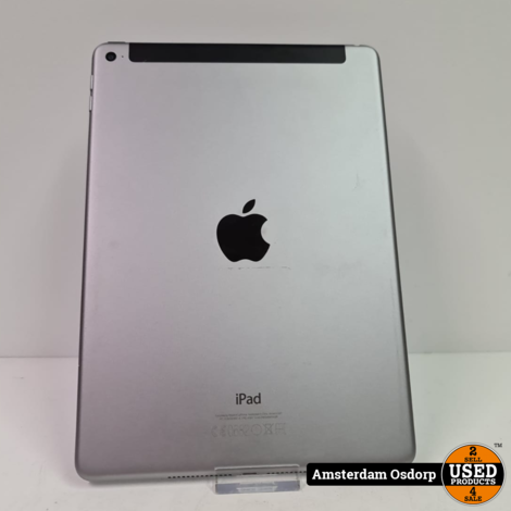 iPad Air 2 32GB Wi-Fi + Cellular | nette staat