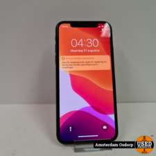 Apple iPhone X 64Gb Space Grey | batterij 87% | nette staat