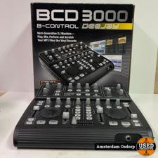 behringer Behringer BCD-3000 B-Control Deejay Compleet