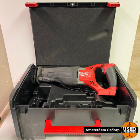 Milwaukee M18 CSX 18V Li Reciprozaag | nette staat
