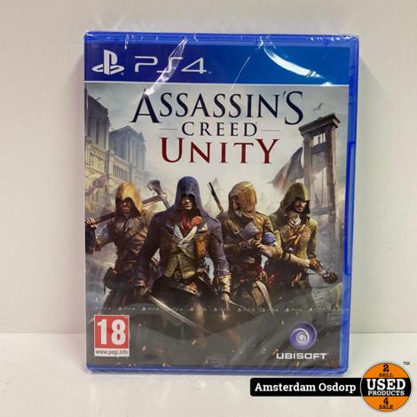 Assasins Creed Unity Nieuw