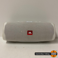 JBL JBL Charge 4 Wit   Nette Staat