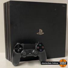 sony Playstation 4 Pro 1TB + controller | nette staat