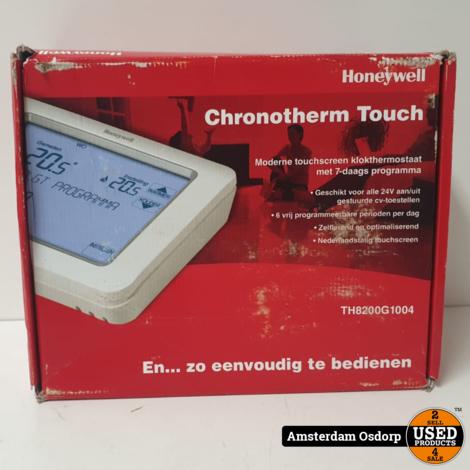 Honeywell Chronotherm Touch Nieuw