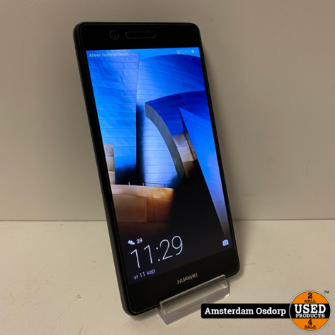 Huawei p9 Lite Zwart 16GB | Nette staat