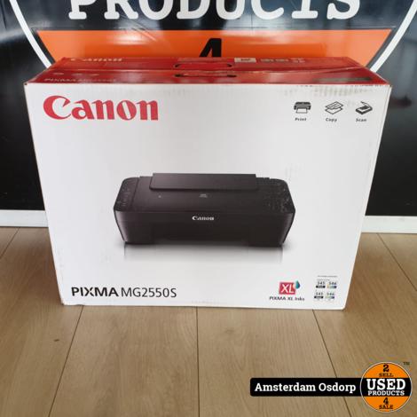 Canon Pixma MG2550S All-in-one printer | Nieuw