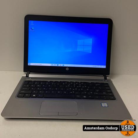 HP Probook 430 G3 | Core i5 | 16GB | 256SSD | nette staat