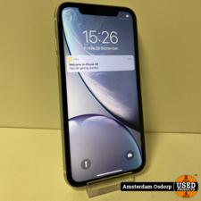 Apple Apple iphone Xr 128GB Zilver | nette Staat
