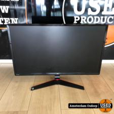 LG LG Monitor 27MP59G 27 inch Full HD | nette staat