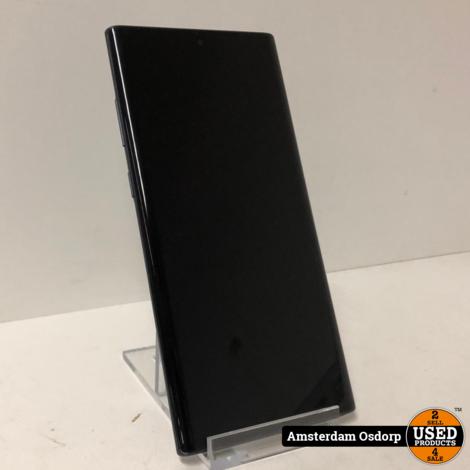 Samsung Galaxy Note 10 Plus 256GB Zwart   nette Staat