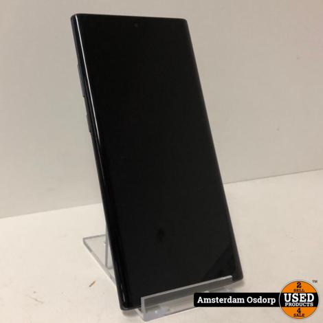 Samsung Galaxy Note 10 Plus 256GB Zwart | nette Staat