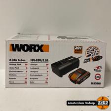 Worx Worx WA3601 2.0AH Nieuw