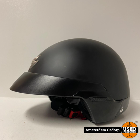 Scorpion EXo-100 Size M Helm Nieuw