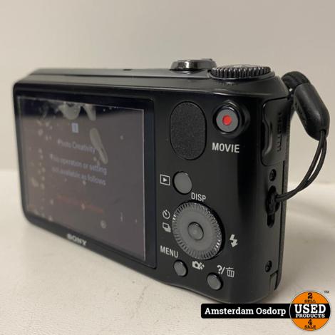 Sony DSC-HX10V 18Mp Camera Full Hd filmen | nette staat