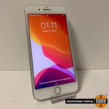 Apple Apple IPhone 8 Plus zilver 256GB   batterij 85%   nette staat