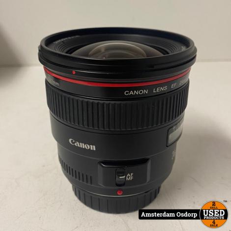 Canon EF 24mm f/1.4L USM Lens | Incl uv filter | Nieuwstaat