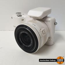 samsung Samsung NX2000 + 20-50mm lens wit | nette staat