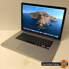 Apple Apple Macbook Pro 15 Mid 2014 | Core i7 | 16GB | 512SSD | zeer nette staat