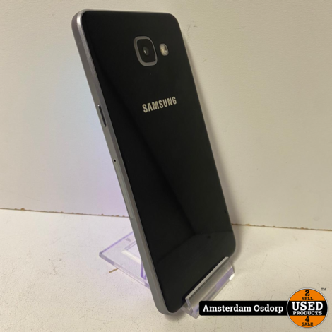 Samsung Galaxy A5 2016 16GB Zwart   Nette Staat
