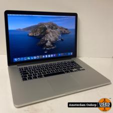 Apple Apple Macbook Pro Mid 15 2015 | Core i7 | 16GB | 256SSD | Nieuwstaat