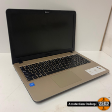 Asus Asus Vivobook D540NA | 14 Inch | Nette staat