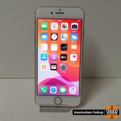 Apple iPhone 8 64GB Gold | Nette Staat