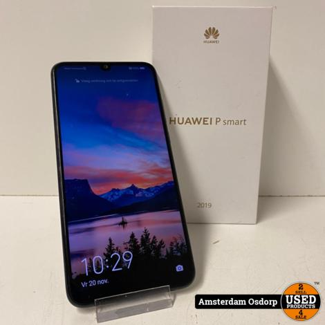 Huawei P Smart 64GB zwart | Nette staat | Met doos