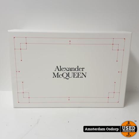 Alexander McQueen Oversized Sneaker van kalfsleer   maat 40