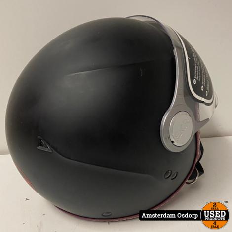 BKR Size M Helm Zwart   Nette Staat
