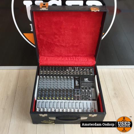 Gatt Pro 12-PSW 2X500Watt Powered Mixer | nette staat