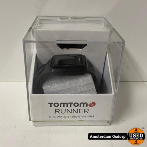 TomTom Runner | Nette Staat