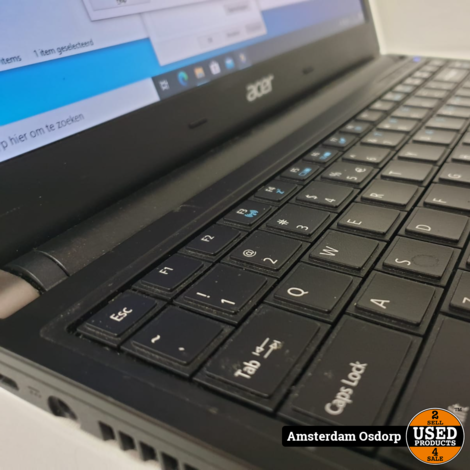 Acer Travelmate P633M Laptop | Incl Lader | Nette Staat