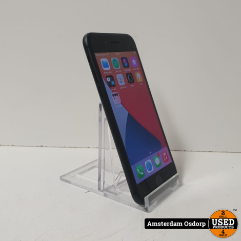 Apple iPhone X 64GB Space Grey | Nette Staat
