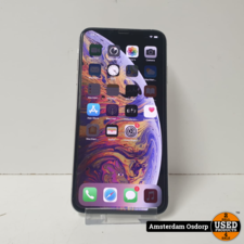 Apple Apple iPhone XS Max 64GB Silver | Nette Staat