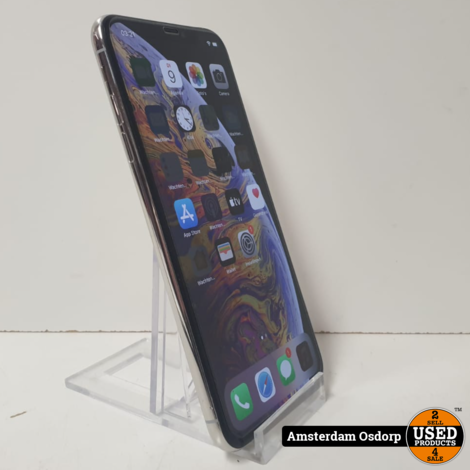 Apple iPhone XS Max 64GB Silver | Nette Staat