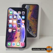 Apple Apple iPhone Xs 64GB Silver | Nette Staat