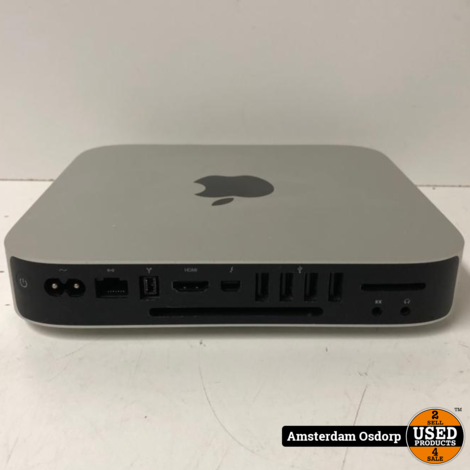 Apple Mac mini late 2014 Core i5 | 4GB RAM | 500GB hDD