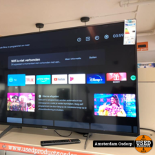 sony Sony Bravia KD-49XH8599 49 inch 4K Smart tv LED | nette staat