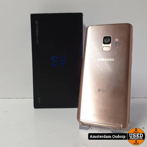 Samsung Galaxy S9 64GB Goud | Nette Staat
