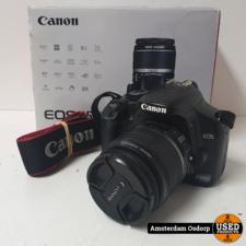 Canon Canon EOS 450D + 18-55mm kitlens | compleet in doos