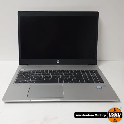HP Probook 450 G6   Core i5   8GB   256SSD   Nieuwstaat