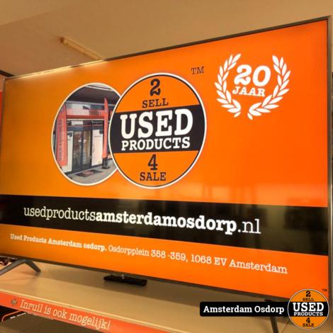 Samsung UE58TU7100 (2020) 58 inch 4K smart Tv | Nieuwstaat