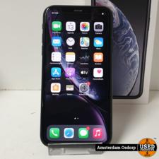 Apple Apple iPhone XR 128GB Zwart | gebruikt