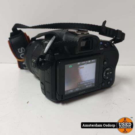 Sony Alpha 58 Body 20.4MP + Sony 18-55mm Lens