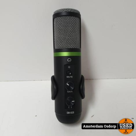 Mackie Element EM-USB Microfoon | Nette Staat