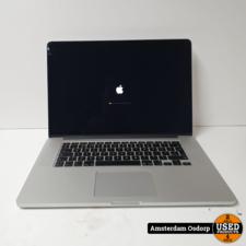 Apple Apple Macbook Pro 15 2015 | Core i7 2.4Ghz | 512SSD | 16GB | 229 cycli