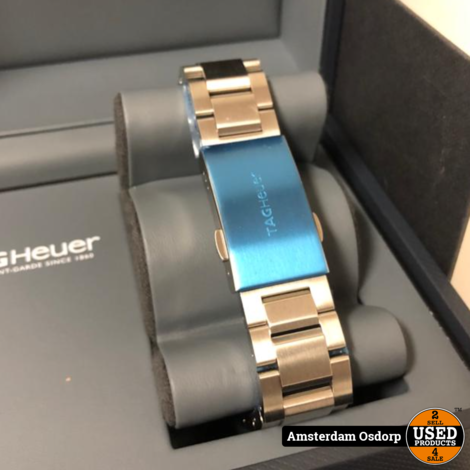 TAG Heuer Aquaracer Calibre 7 GMT Automatic | NIEUW in stickers
