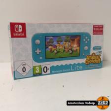 nintendo Nintendo Switch Lite 32GB + Animal Crossing | Nieuw in doos