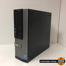 dell Dell Optiplex 3020 desktop | Core i3 | 4GB | 500HDD | nette staat