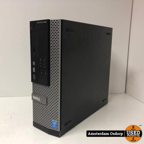 Dell Optiplex 3020 desktop | Core i3 | 4GB | 500HDD | nette staat